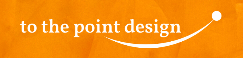 Smaller logo To The Point Design
